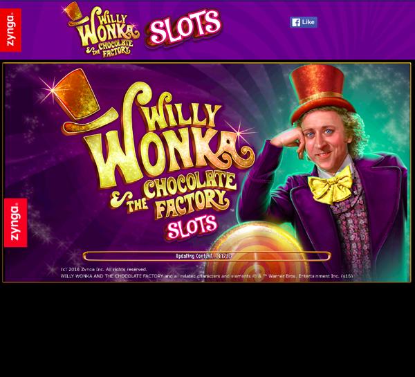 Willy Wonka Slots