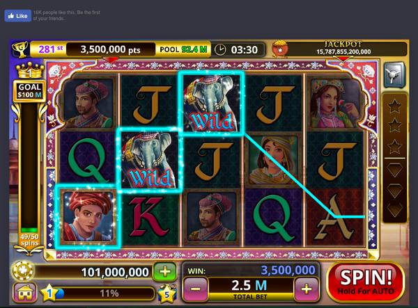 Billionaire Slots