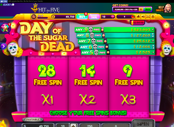 Hit 5 Casino