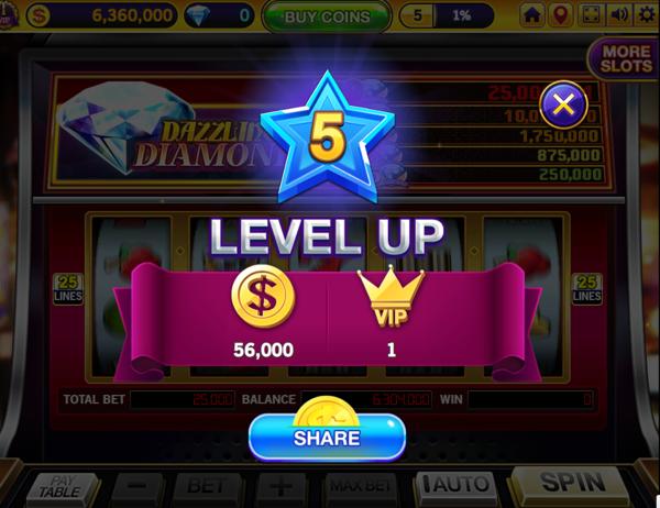 LuckyBomb Casino Slots