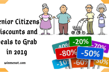 Senior Citizens Discounts and Deals to Grab in 2019