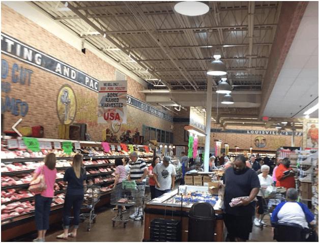 Senior citizen discount at retails