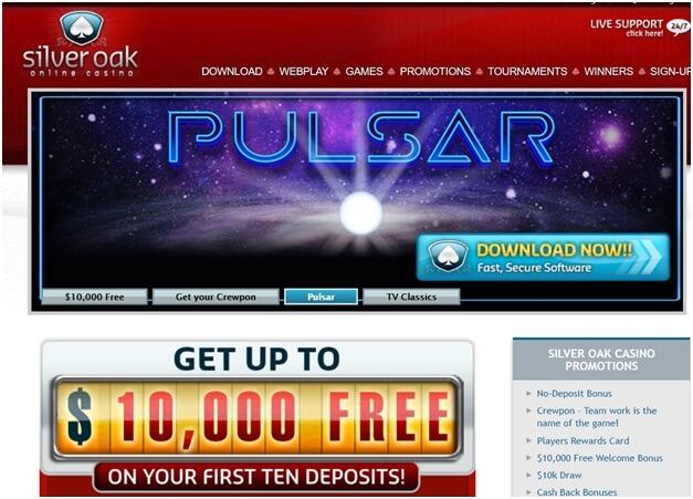 Starburst online casino game
