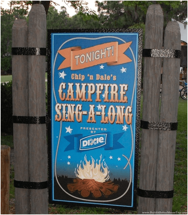 Sing and get freebies at Disney
