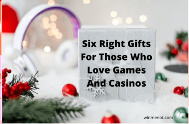 Six Right Gifts for Those Who Love Games and Casinos