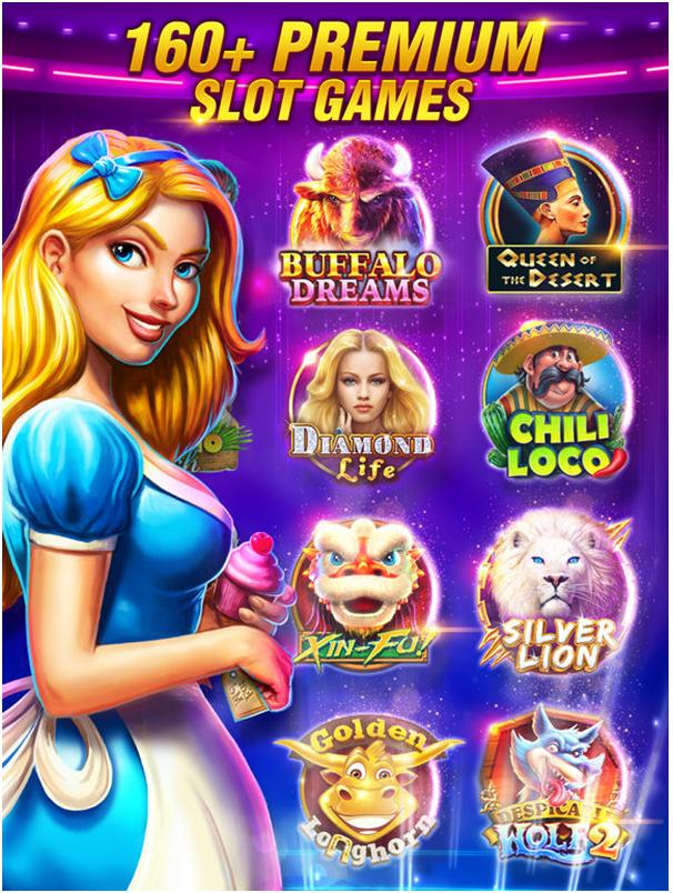 Slotomania casino- Games to play