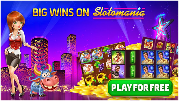 Slotomania get free coins