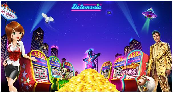 Slotomania cheats