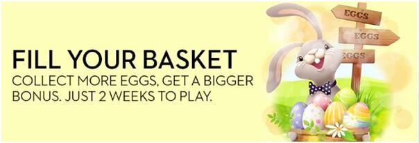 Slots.lv Casino Easter