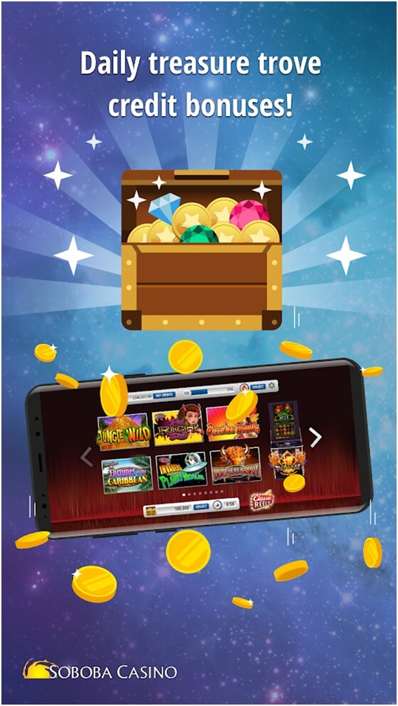 Soboba casino app features