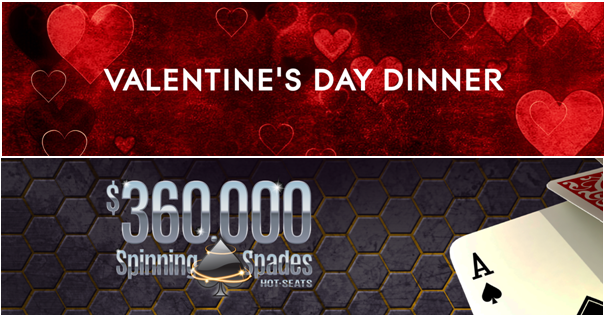 Spa Casino Valentine