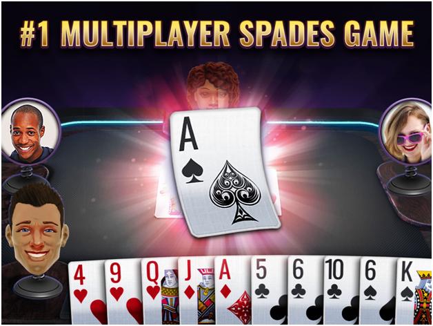 Spades Royale- Multiplayer spades game