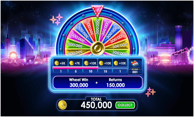 Stardust Casino Bonus Wheel