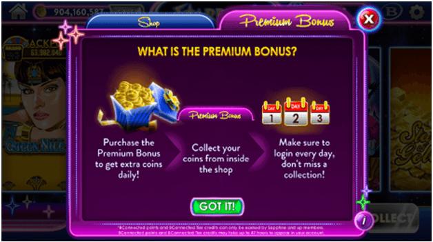 Stardust Casino Premium bonus
