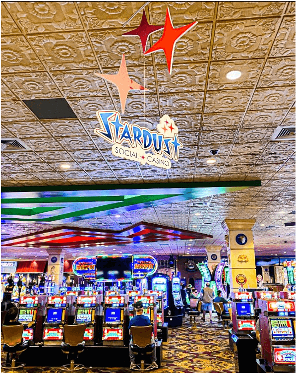 Stardust Casino rewards