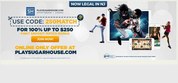 Sugar house sports betting