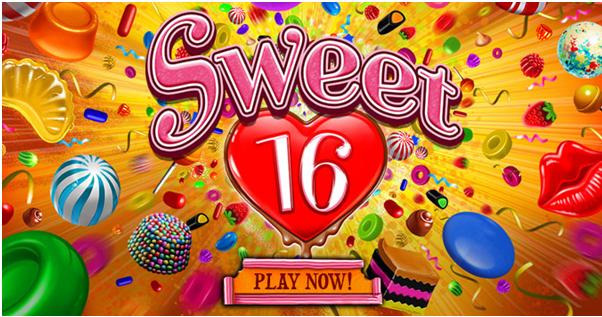 Sweet 16 slot game