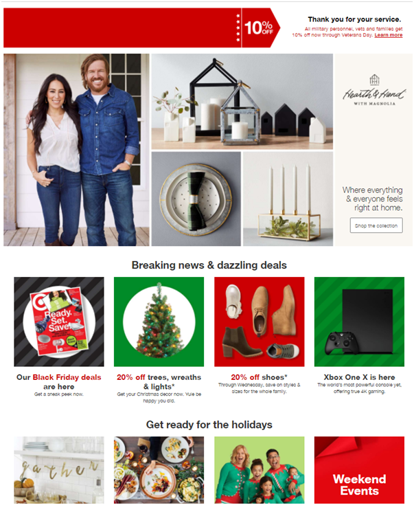Target Brand Black Friday Deals to Grab