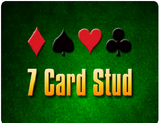 Seven card stud poker free game