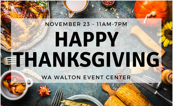Thanksgiving at Swinomish casino