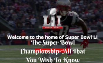 The Super Bowl Championship- All That You Wish To Know
