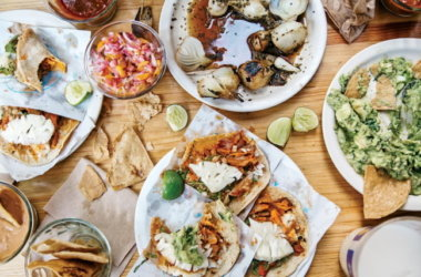 Top 10 Foods you must Taste in Mexico City