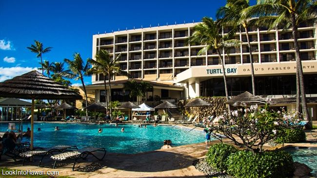 Turtle Bay Resort (Kahuku, Oahu)