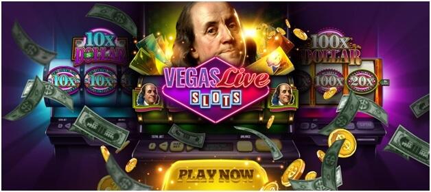 Vegas live slots game app