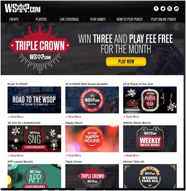 WSOP Promotions