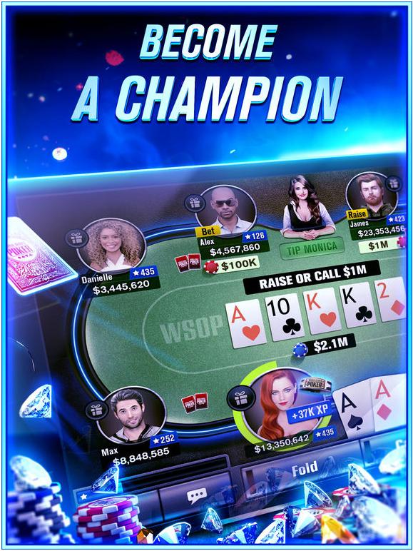 WSOP Poker Game