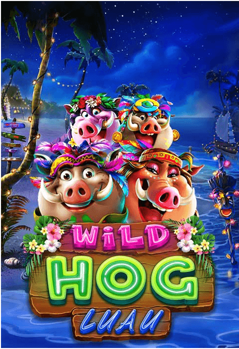 Wild hog slot - how to play