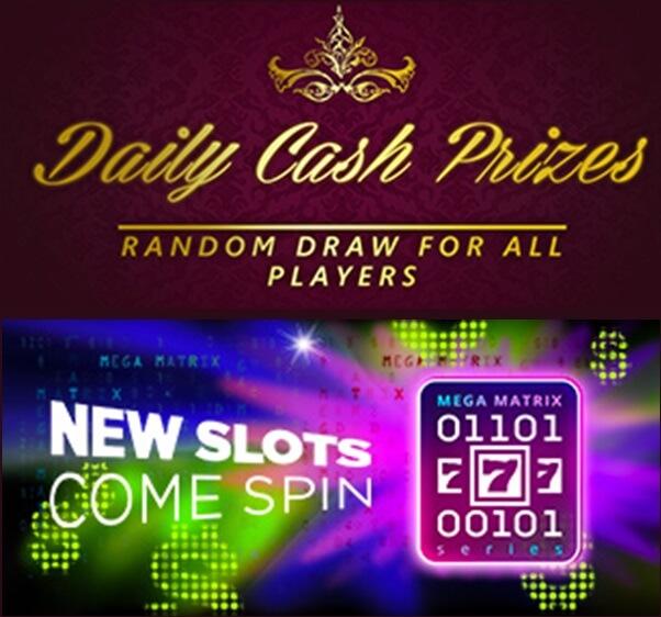 Win a day daily bonus