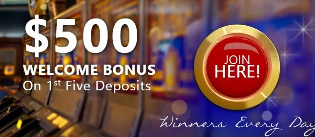Win a day welcome bonus