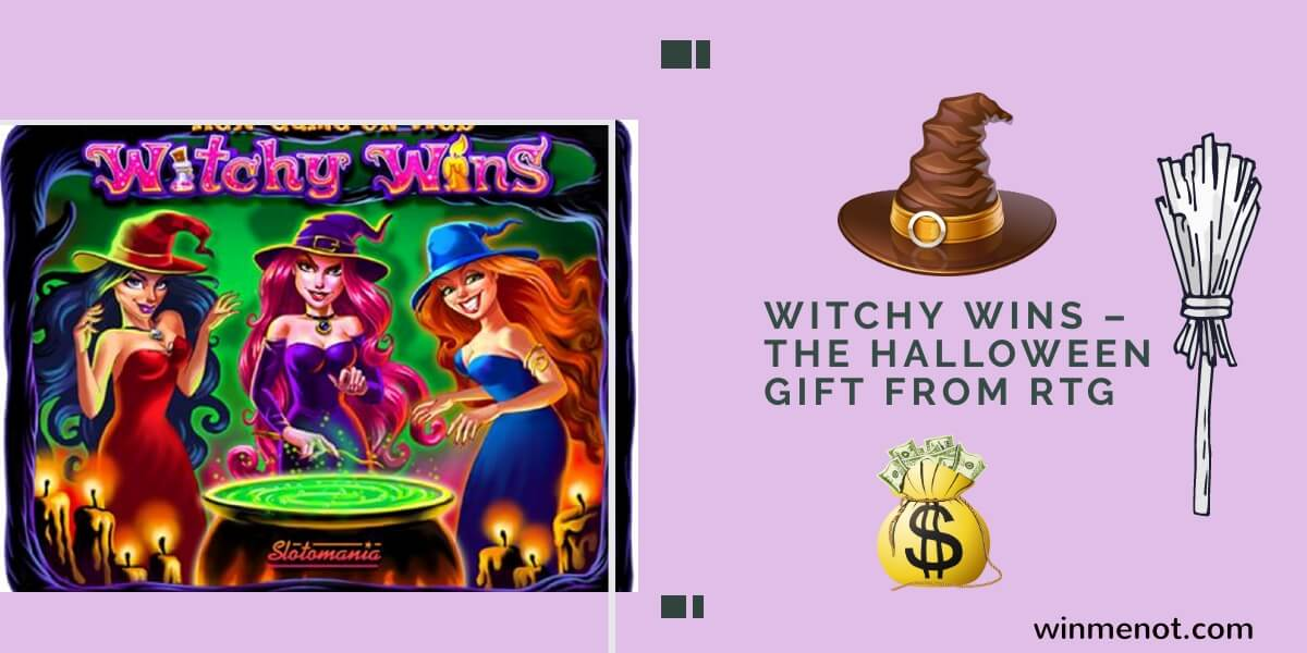 Witchy Wins – The Halloween Gift from RTG