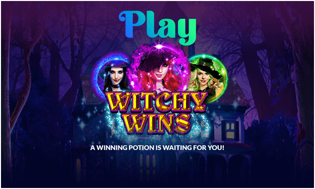 Witchy wins slot - Play Now