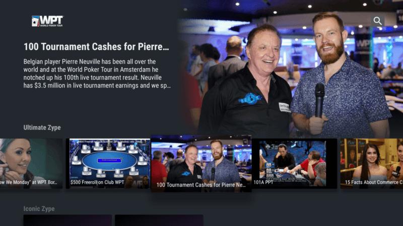 Watch World Poker Tour Live