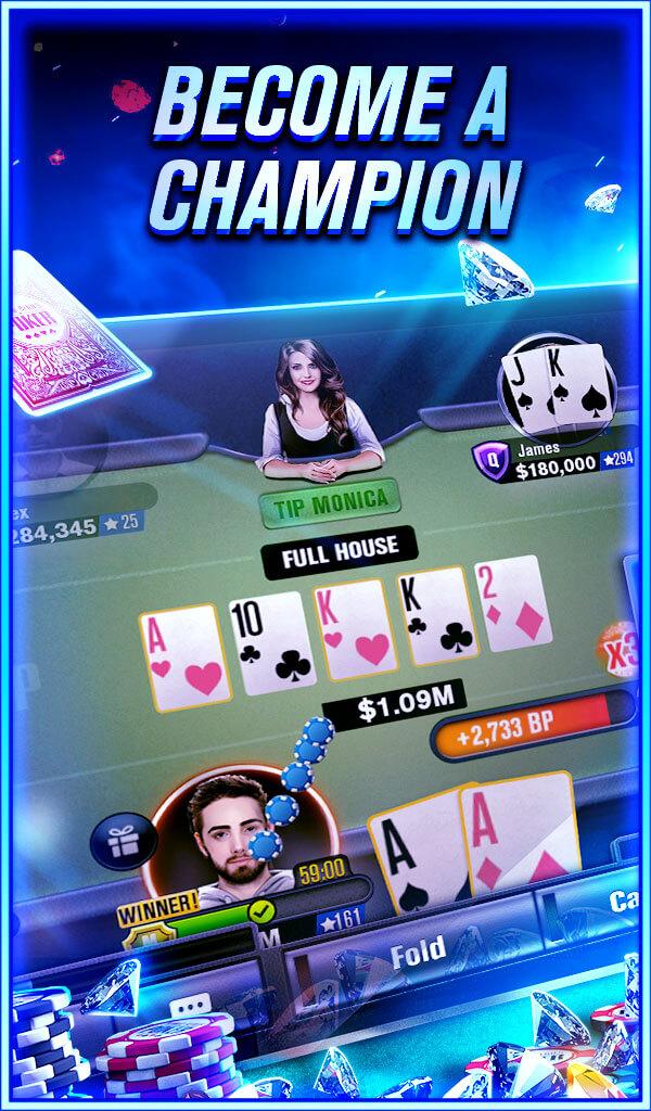 Free Chips For Wsop Poker