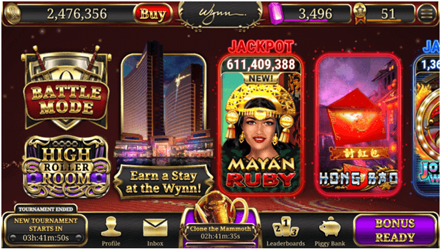 Wynn Slots App Our exclusive Wynn Slots App gives you the opportunity for a complimentary stay at our resort.It's free and easy to download, offers many exciting games and provides chances to win in-game prizes, including jackpots.