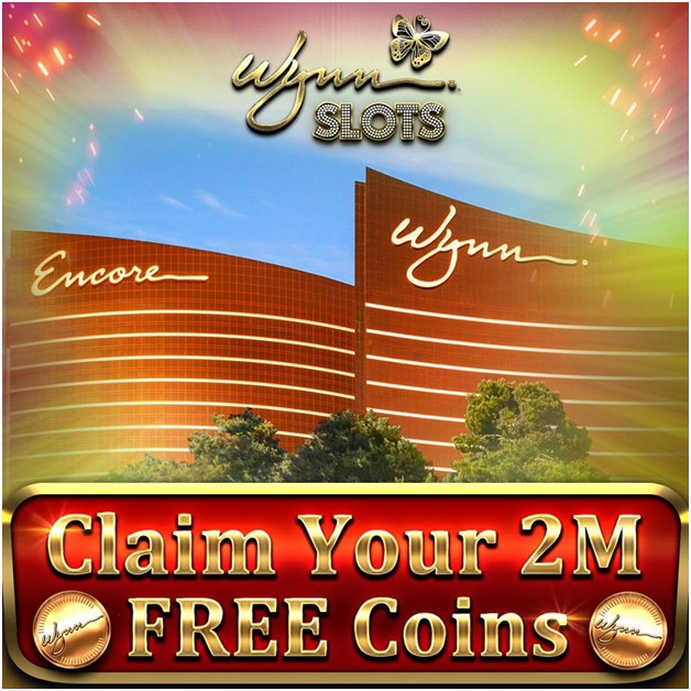 How to get free rooms in Wynn slots