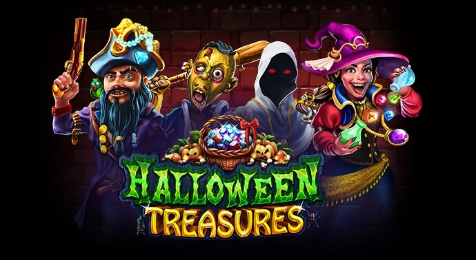 about halloween treasures- play now