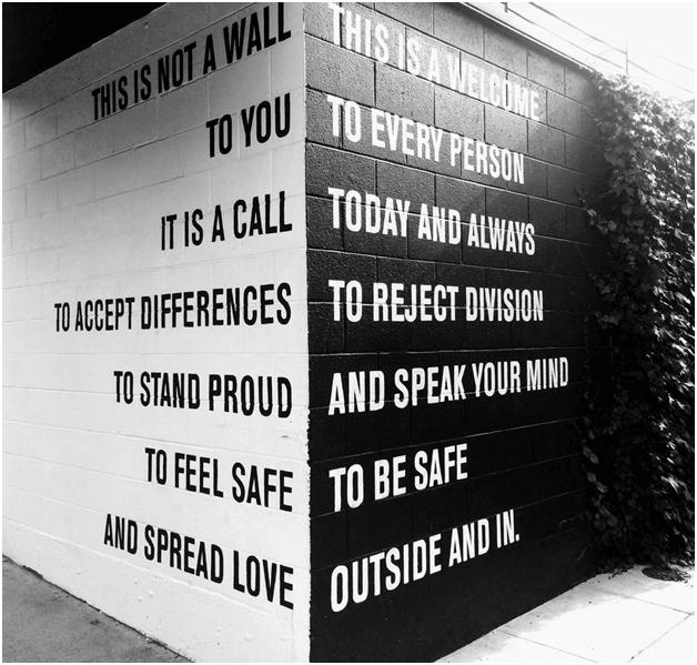 be tolerant