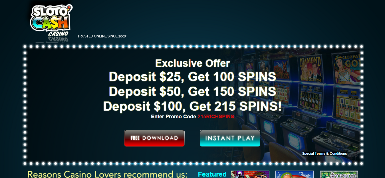 best on line casino