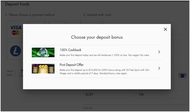 Box24 casino new player bonus