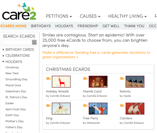 15 Best E Cards Websites To Send Free Greetings