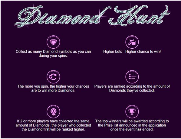 hunt for diamonds