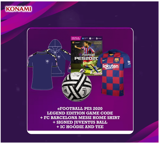 PES2020 free coins