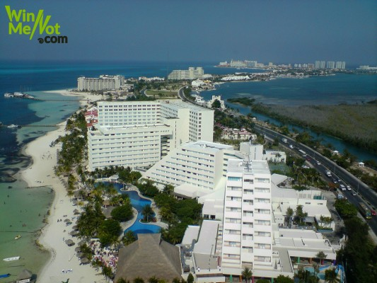 Excellence Playa Mujeres in Cancun