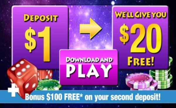 Top 5 Casinos That Accept 1 Deposits Winmenot
