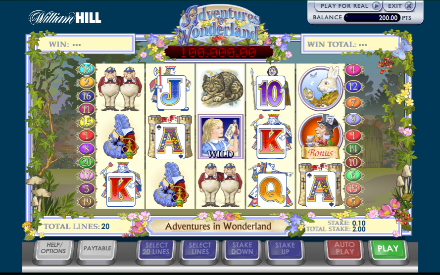 online casinos free play no download