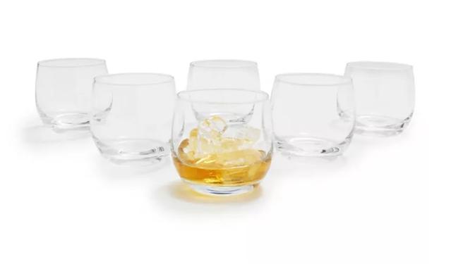 Whiskey Glasses under $50